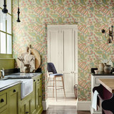 Little Greene Pomegranate Behang National Trust Papers