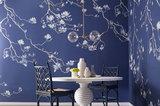 Phillip Jeffries Blossom behang 6400 sfeer