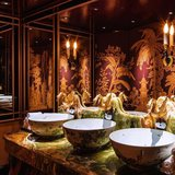 park chinois toilet behang iksel exotic chinoiserie