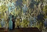 Elitis Algues Behang Flower Power behang collectie
