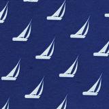 Francoise Paviot Servet Jachtclub 40x40