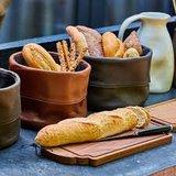 Broodmand Ben Vintage bruin DutchedeLuxes
