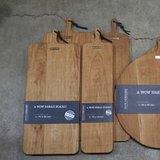 Houten Plank XL Round