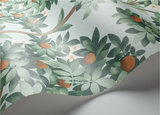 Cole and Son Orange Blossom behang 117/1004 Seville behang collectie