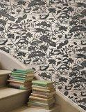 GP & J Baker Heron & Lotus Flower Behang Signature Wallpapers 2