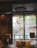 Stout Verlichting hanglamp Bel Air - 9 lampjes