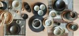 Dessertbord Galet steengoed 36597-GBL-04