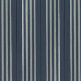 ralph lauren Palatine Stripe behang luxury by nature detail
