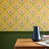 Little Greene Hencroft Behang National Trust Papers