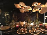 Bamboo Valbonne Lamp