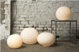 Bolvormige Lamp Zandsteen Composiet 40 cm