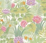 Behang Little Greene Reverie Jardin