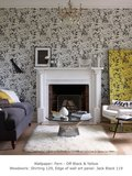 Little Greene Fern Behang - Gilver_