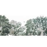 Les Dominotiers Dream Forest Behang