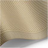 Les Dominotiers Puck Stripe Behang