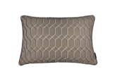 Luxury By Nature Sierkussen Stof Kirkby Design Pendant Biscuit 60 x 40 cm