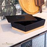 DutchDeLuxes Ovenschaal Platinum Matt- Large