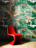 Verdure Tapestry zoffany behang luxury by nature sfeer 1