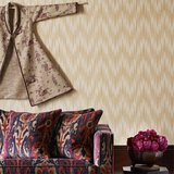 behang zoffany antique flamestitch sfeer