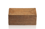 Donker Rotan Box Multi Purpose Decor Walther