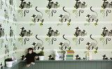 Villa Nova Monkey Bars Behang W567/01