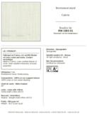 ELITIS Boudoir Lin Behang 01 (RM_1003_01)