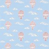 behang little sanderson kinderkamerbehang balloons