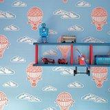 behang little sanderson balloons sfeer 1