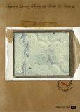 tegelbehang vintage tegels ceiling arte  brooklyn tin 03 post card close-up