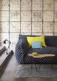 tegelbehang vintage tegels ceiling arte  brooklyn tin 03 sfeer