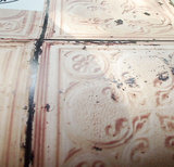tin ceiling brooklyn tins 6 arte behang tegelbehang