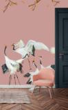 Japanese_Cranes_Catchii_Wallpaper