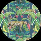 Catchii Jungle Stories Panther Behangcirkel