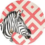 Catchii Zebra Behangcirkel
