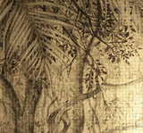 behang arte tropic goud