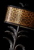 Marie Martin Bambou noir Wandlamp MM 2108