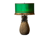 Marie Martin Golden Pine xxl Tafellamp