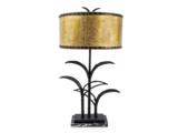 Marie Martin Bambou noir Tafellamp