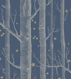 Cole And Son Woods And Stars behang 103/11052 whimsical