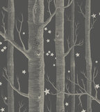 behang Cole And Son Woods And Stars 103-11053 whimsical
