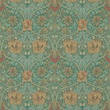 behang william morris & Co. Honeysuckle & Tulip DM3W214704 archive III 3