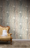 behang arte rosone denim Denim J&V 131 behangpapier collectie sfeer 2