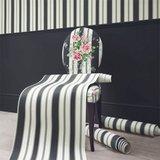 behang sanderson Cecile Stripe vintage 2 sfeer 1