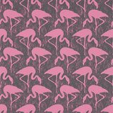 behang sanderson flamingos 214567 vintage 2 behangpapier
