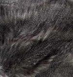 Fake fur kussen Comanche Faux Fur NOBILIS Luxury By Nature detail
