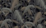 Cole and Son Palm Jungle behang 95/1004 Luxury By Nature hoirzontaal