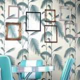 Behang Cole and Son Palm Leaves 66-2012 Behangpapier Luxury By Nature Contemporary Selection sfeer
