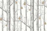 Behang Cole and Son Woods & Pears 95-5027 Luxury By Nature Contemporary Restyled br