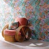 Behang Matthew Williamson Flamingo Club W6800-01 Cubana Behangpapier Collectie Luxury By Nature sfeer 1
