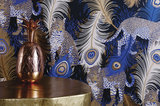 Behang Matthew Williamson Leopardo W6805-01 Cubana Osborne and Little Luxury By Nature 1